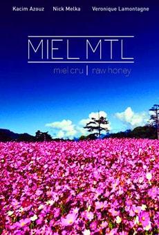 Miel MTL Poster